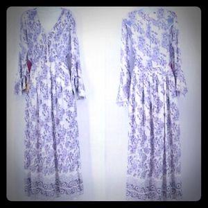 Dresses & Skirts - Moonrise California boho gypsy maxi dress